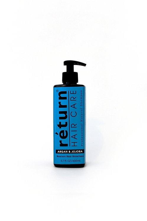"""""""Argan & Jojoba oils Shampoo"""" Шампунь против выпадения волос"""