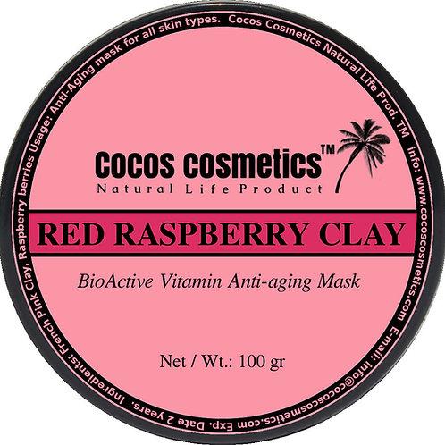 розовая-глина-глиняная-маска-для-лица-ягоды-малины-cocos cosmetics
