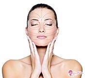 массаж лица молодость кожи cocos cosmetics