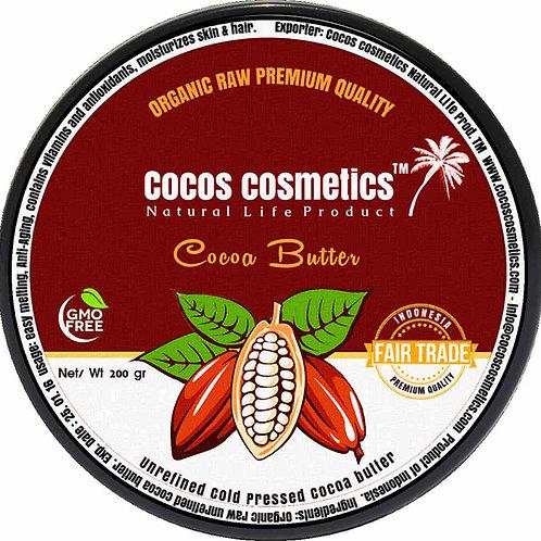 масло-какао-для-лица-тела-волос-натуральные-масла-какао-бобы-африка-cocos-cosmetics