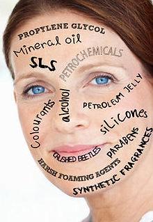 опасные вещества в косметике нитраты состав крема шампуня