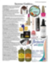 журнал vogue cocos cosmetics  лондон кокосовое масло