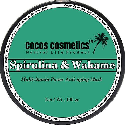 зеленая-глина-глиняная-маска-для-лица-водоросли-спирулина-вокамэ-гинко-белоба-cocos-cosmetics