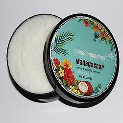 кокосовое масло мадагаскарская ваниль cocos cosmetics