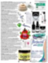 vogue журнал сыворотка с розой для лица cocos cosmetics