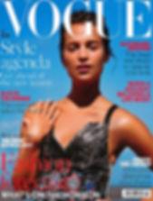 cocos cosmetics журнал vogue лондон мы в прессе