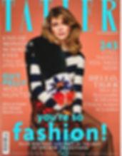 журнал tatler cocos cosmetics мы в прессе