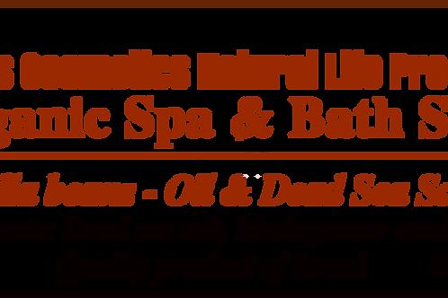 соль мертвое море израиль ваниль мадагаскар натуральная косметика купить соли для ванной