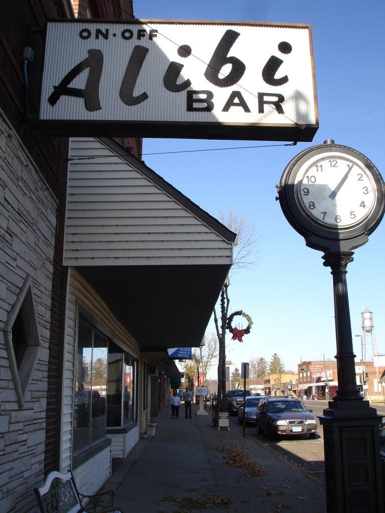Alibi Bar