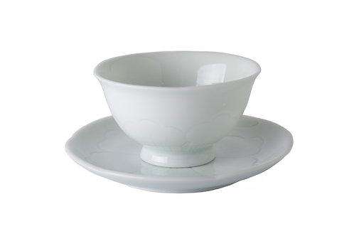 Shin Kyung Hee - Teacup & Saucer Set