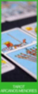 Curso online de Tarot Arcanos Menores