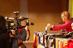 María del Mar Tort en los medios de comunicación