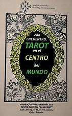 2º Congreso de Tarot Ecuador