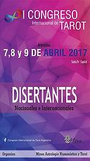 1er Congreso Tarot Argentina