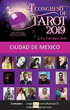 4º Congreso de Tarot México