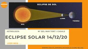 ECLIPSE SOLAR DEL 14 DE DICIEMBRE DE 2020