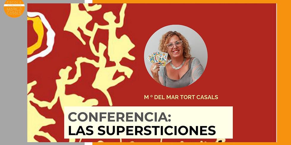 """Conferencia: """"Las Supersticiones"""""""