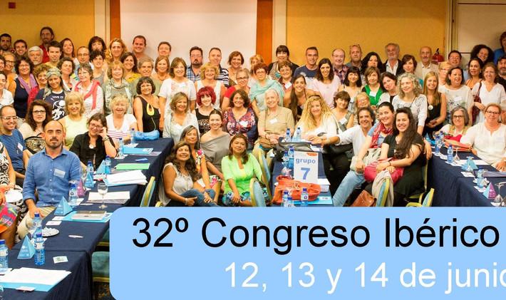 foto de grupo del 32 congreso Iberico de