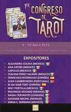 1er Congreso de Tarot México