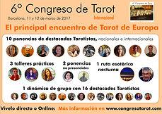 6º Congreso de Tarot