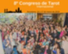8º Congreso Tarot Bacelona 2019