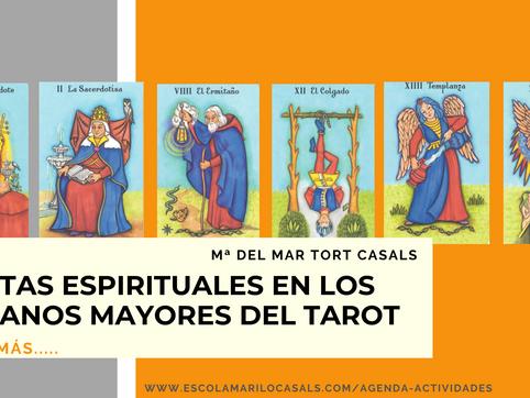 LAS CARTAS ESPIRITUALES EN LOS ARCANOS MAYORES