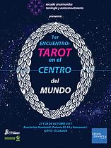 1er Congreso de Tarot Ecuador