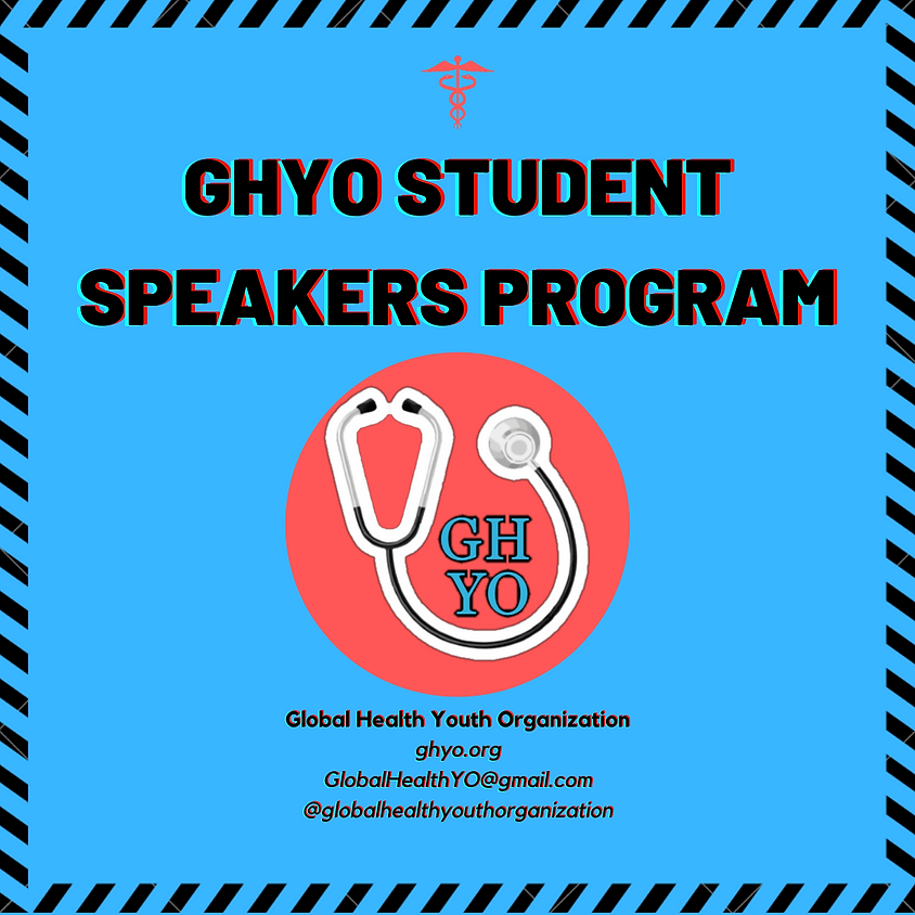 June GHYO Student Speakers