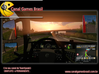 Euro Truck Simulator 2 - Multiplayer