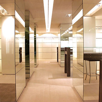 @dépannage miroir salle de bain fitness