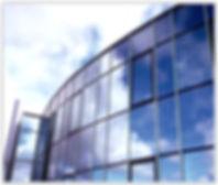 @facade en verre