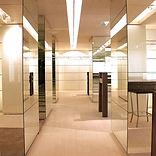 @habillage mur en miroir