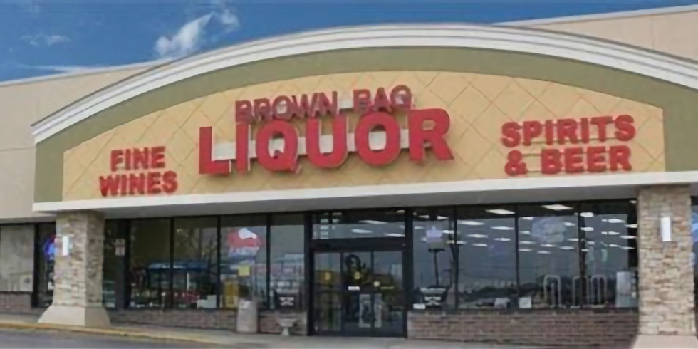 Free Wine Tasting @ Brown Bag Liquor 11/1/19 4-6 PM
