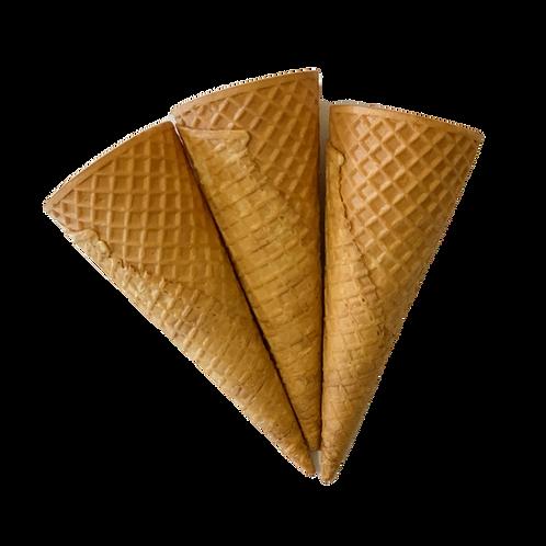 Waffle Cones (1 dozen)