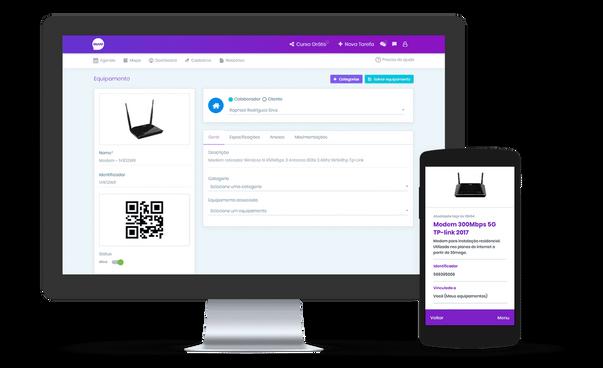 AuvoService - Software para gestão da ma