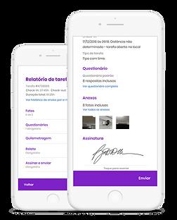 Auvo - aplicativo para gestão da manutenção