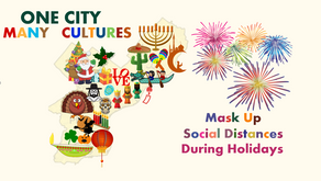 One City Many Cultures - Holiday Edition 2020