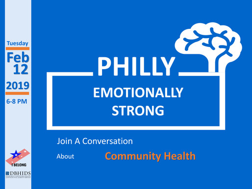 Philly, Emotionally Strong