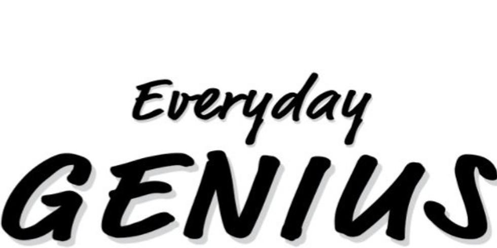 Everyday Genius - Nomination Stage