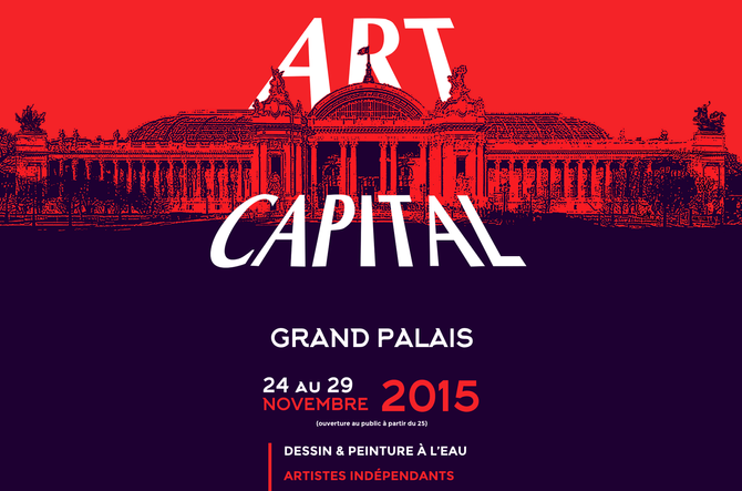 Prochaine exposition de Ora - PARIS et Art en Capital - Grand Palais 2015.