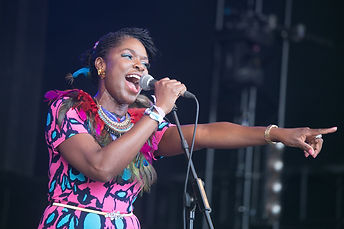 Ibibio Sound Machine- - Beat-Herder Fest