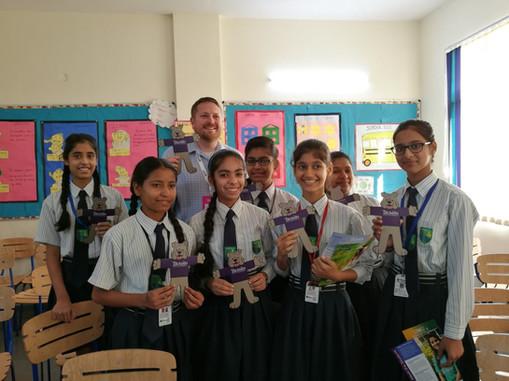 Fun & interactive school visit