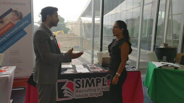 SimplED at International ACAC