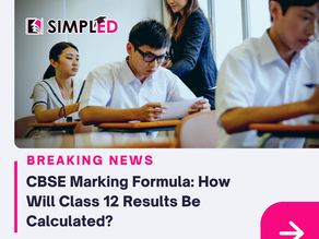 How Will Class 12 Results Be Calculated? CBSE Marking Formula