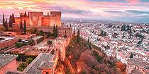 Granada-y-la-Alhambra-desde-la-Costa-del