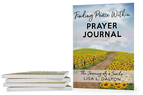 (Prayer Journal) Finding Peace Within: The Journey of a Smile