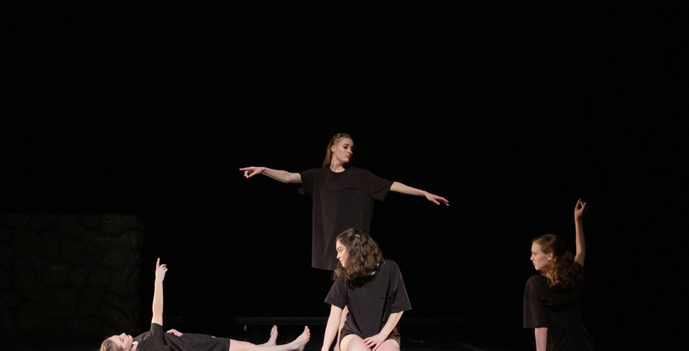 Student choreography showcase, 2020