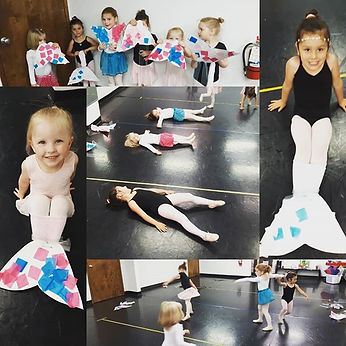 Our last Fairytale Ballet of the school