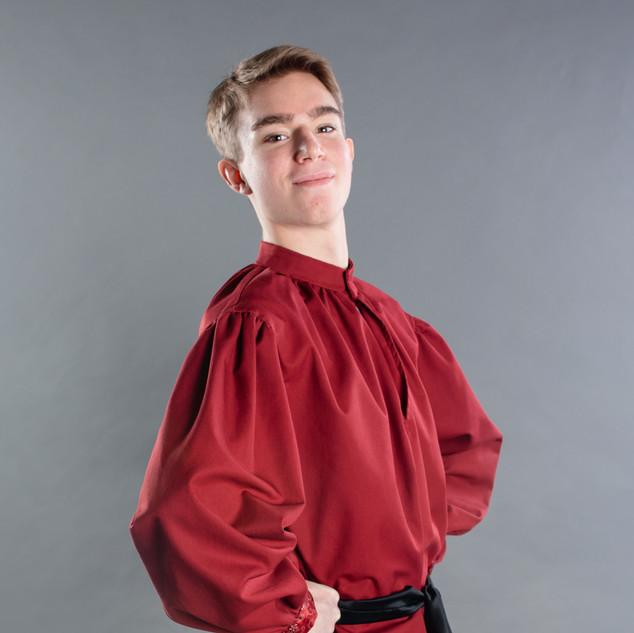 Tristan as Peter