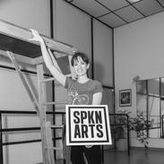 Artistic Director Naomi Hanvey